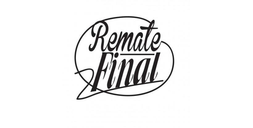Cartel Grandes Rebajas Remate Final
