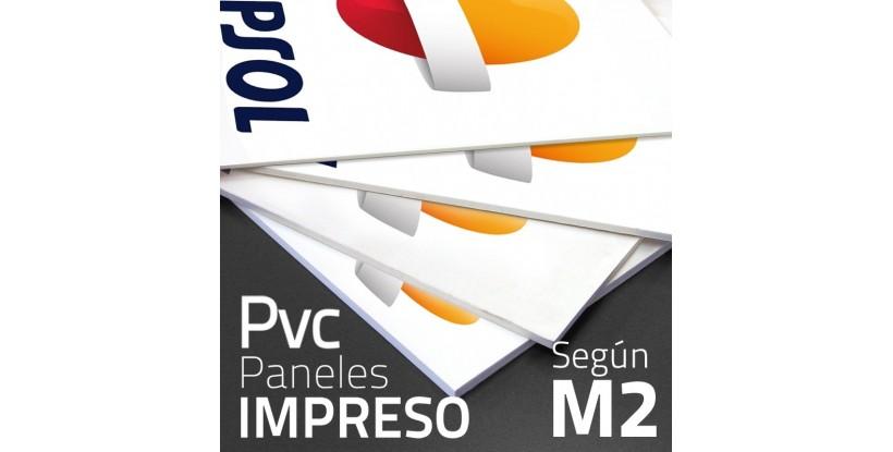 PVC, forex impreso