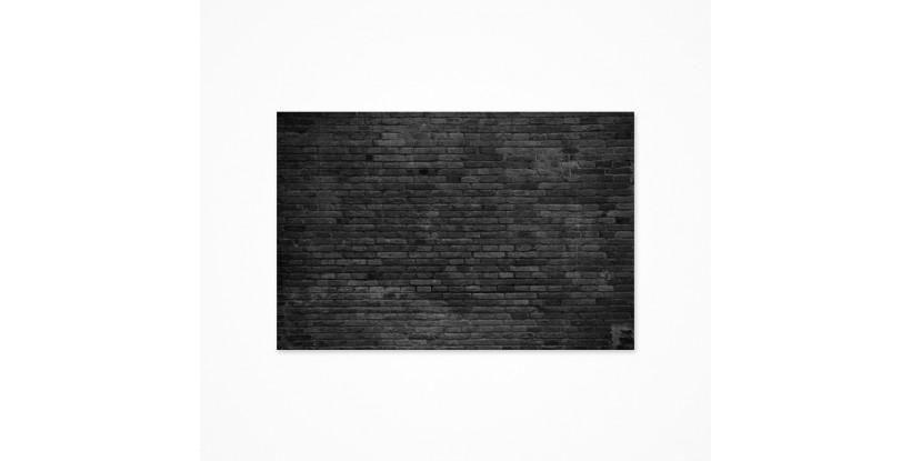 Fondo fotográfico ladrillo negro