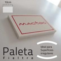 Paleta de Fieltro Mactac