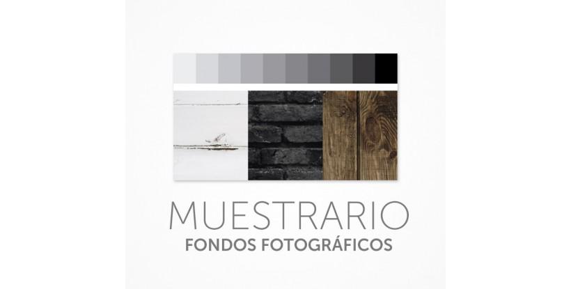 Muestrario Fondos Fotográficos