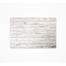 Fondo fotográfico madera blanca vintage