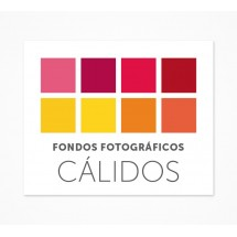 Fondos fotográficos colores cálidos