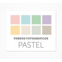 Fondos fotográficos colores pastel