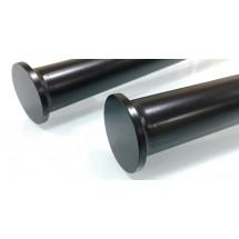 Mástiles de hierro para banderola de lona