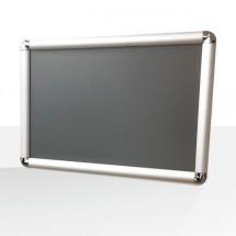 Marco aluminio para carteles