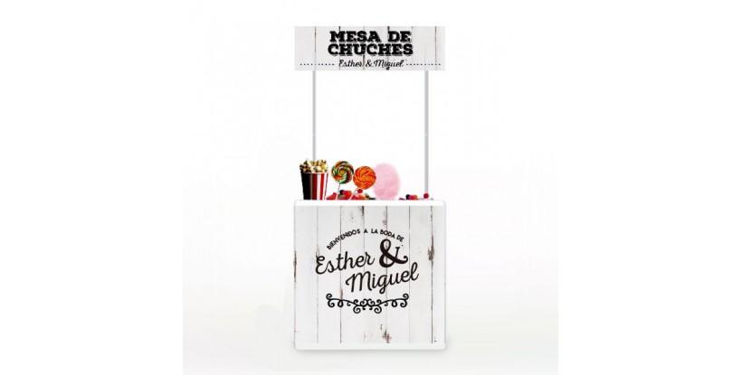 Mesa de Chuches / Candy Bar