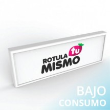 Rótulos luminosos LED