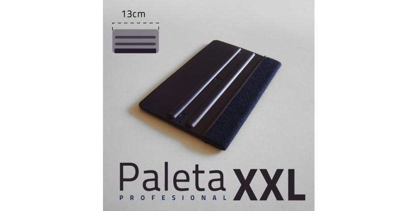 Paleta, Espátula de aplicación gran formato