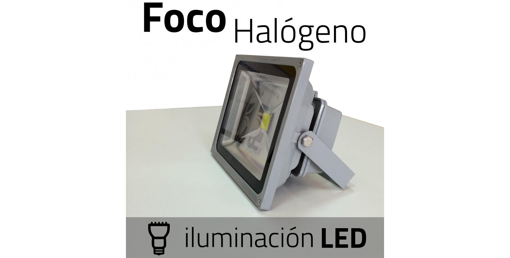 Foco hal geno led - Focos halogenos led ...