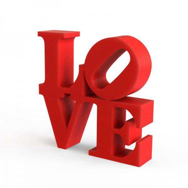 Decoracion Letras Love ~ letras love rojo  El blog de Rotulatumismo com
