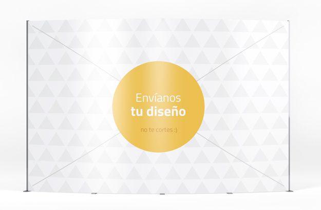 Photocall para bodas personalizado con mi diseño