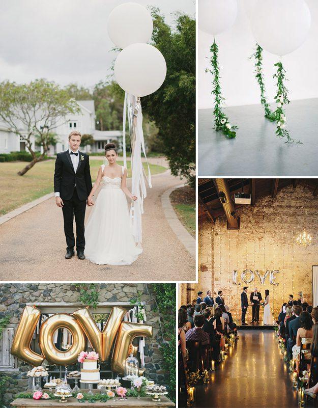 Ideas originales para bodas 21 ideas que no pueden faltar - Decoracion de bodas originales ...