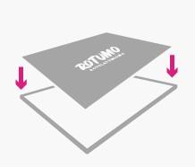 Impresión en vinilo + láminado